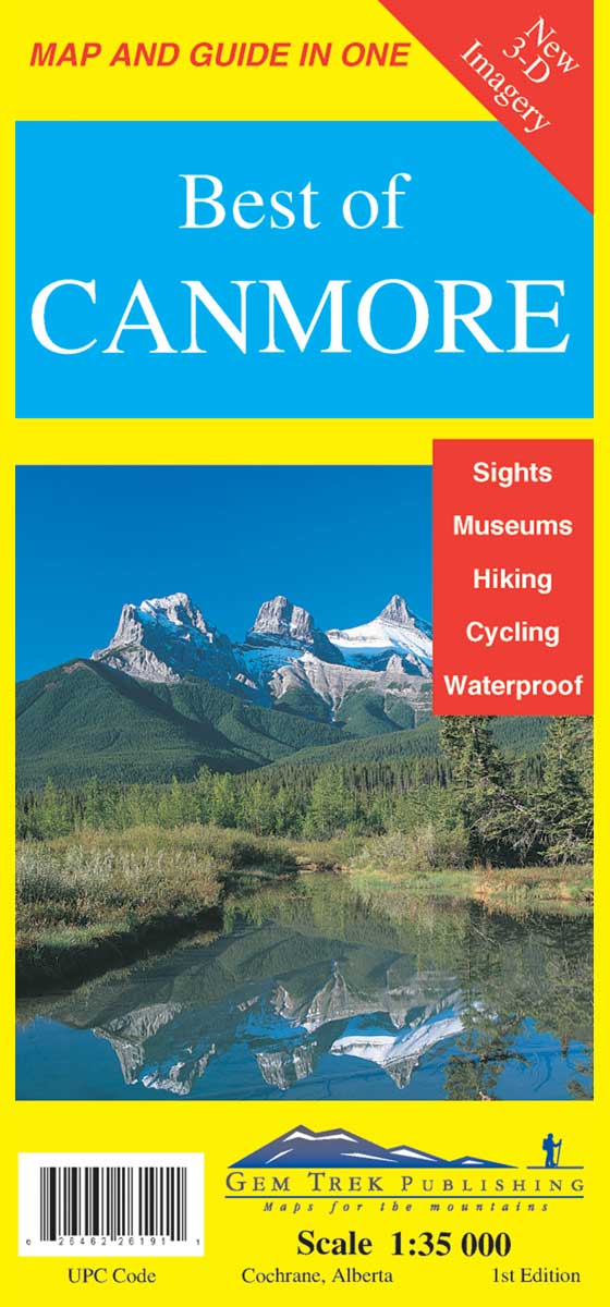 Best of Canmore Cover